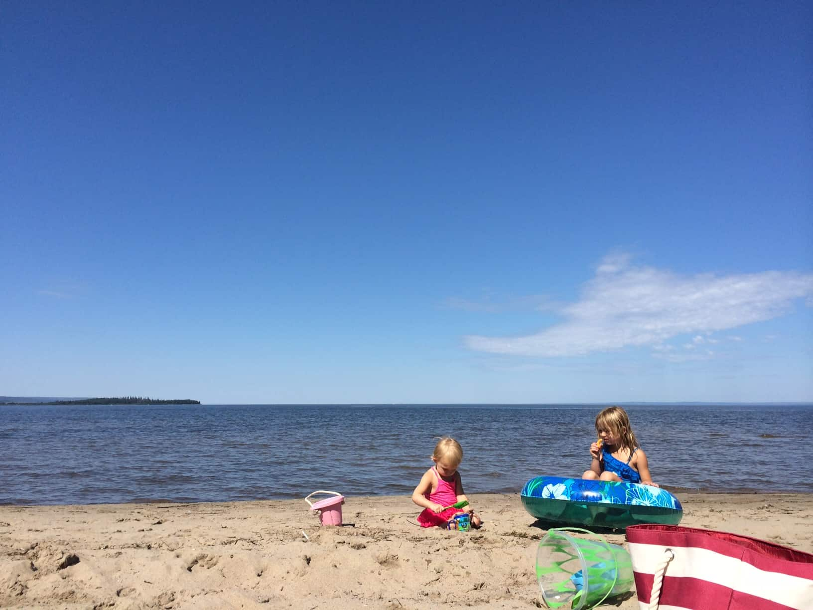 Devonshire Beach, Slave Lake