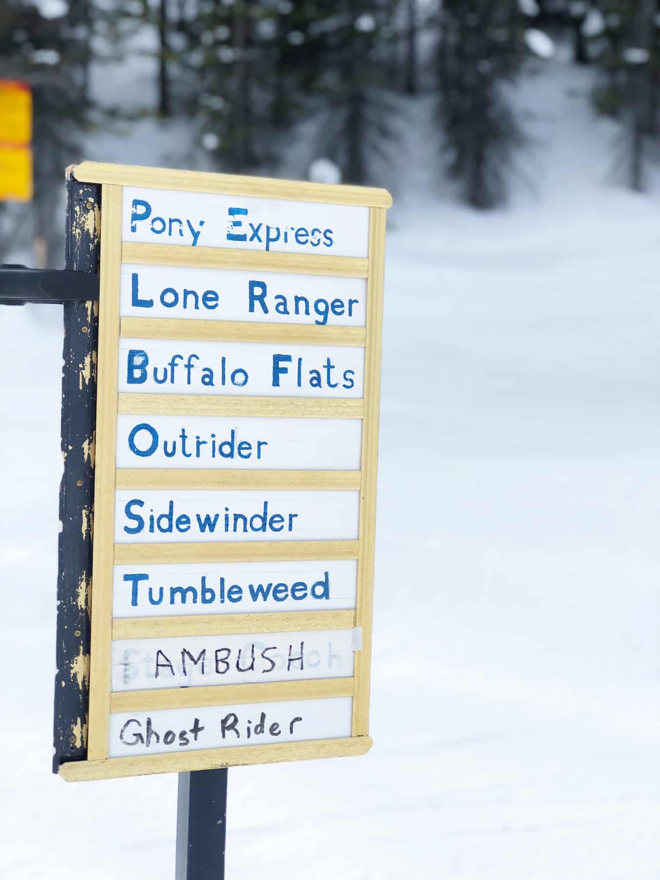 7 Reasons To Ski at Castle Mountain Resort