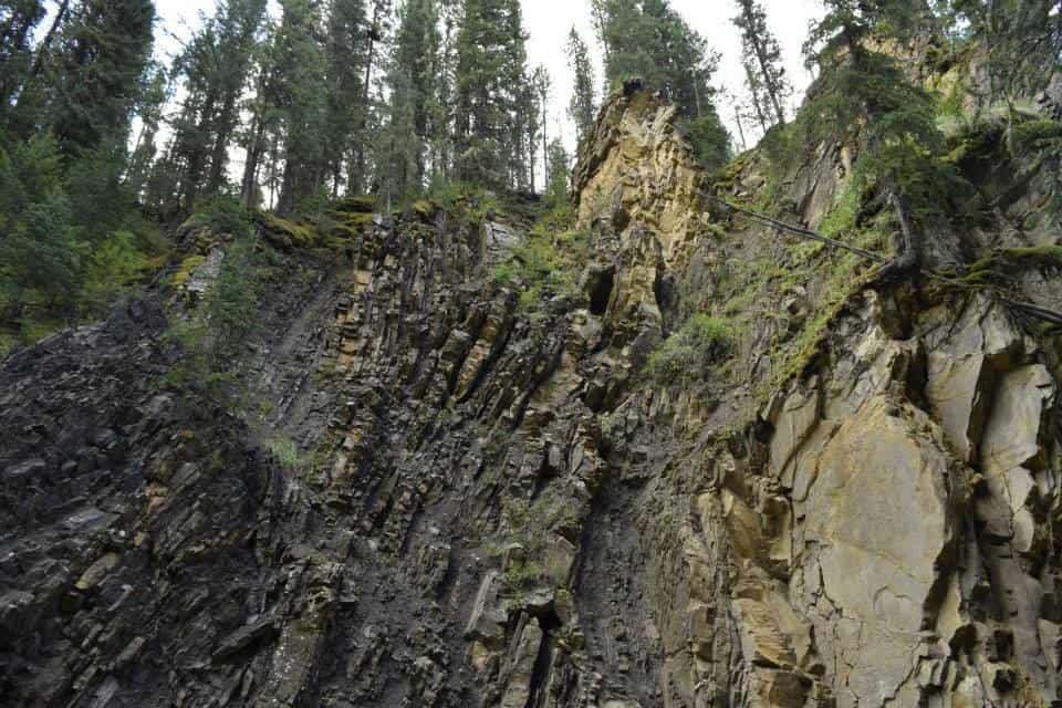 Cat Creek Falls Canyon Kananaskis