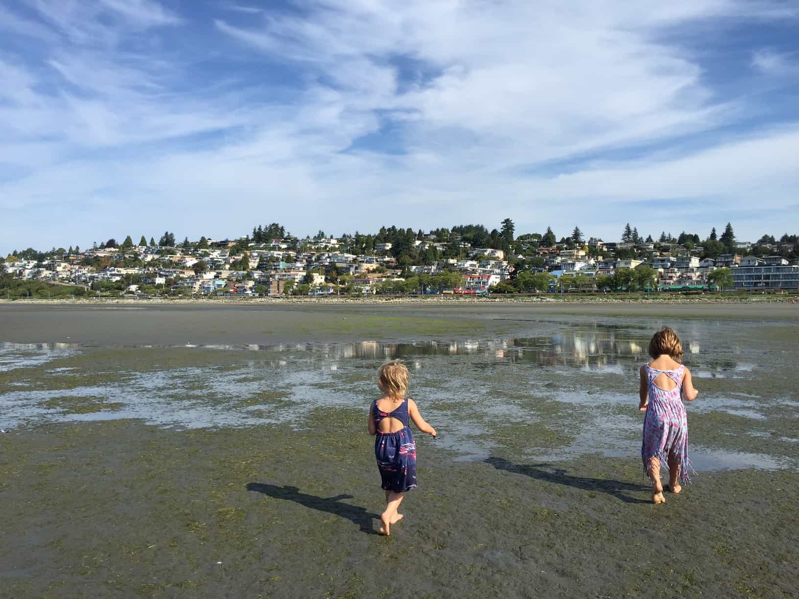 What to do in White Rock, BC with Kids