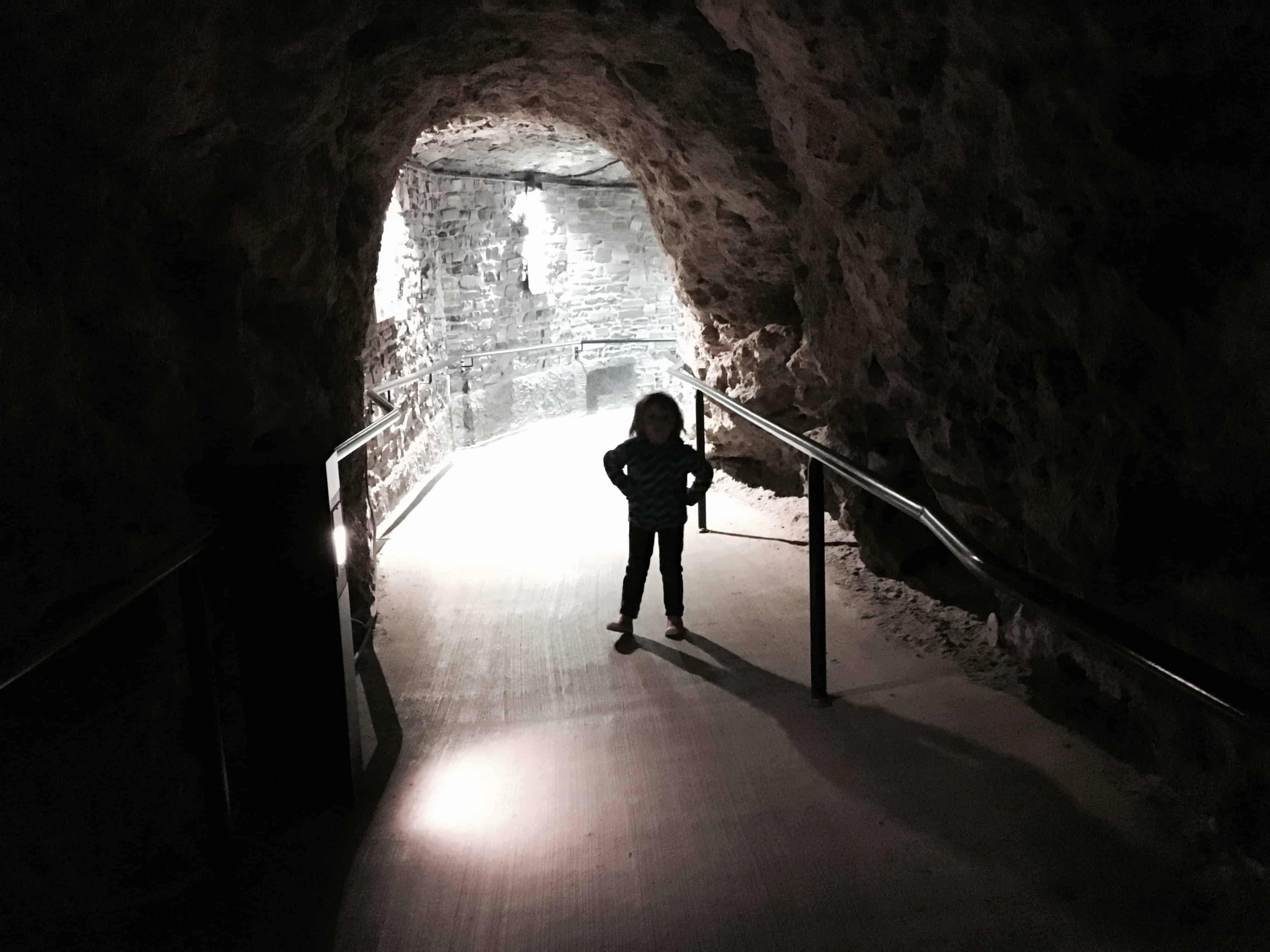 Explore Cave and Basin After Dark With Lanterns This Summer