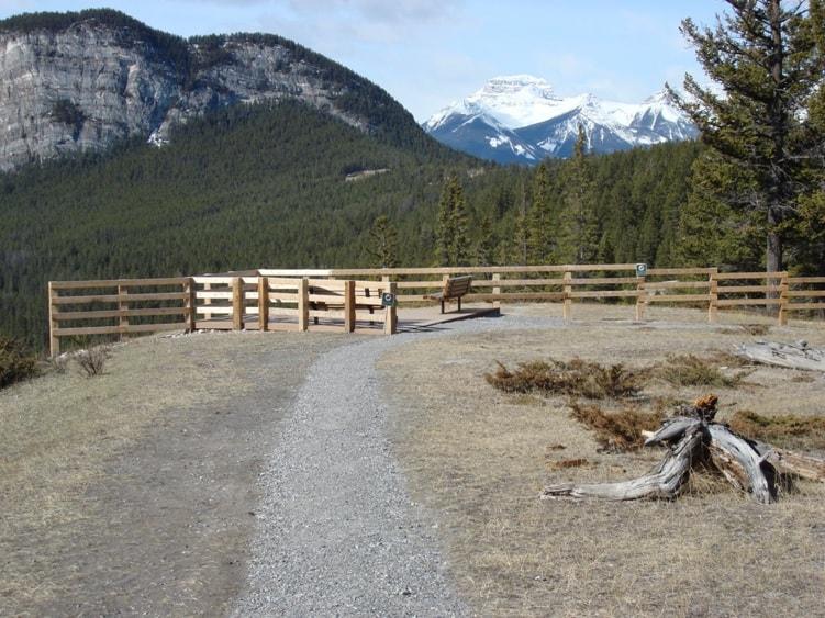 Walk the Hoodoo Interpretive Trail in Banff