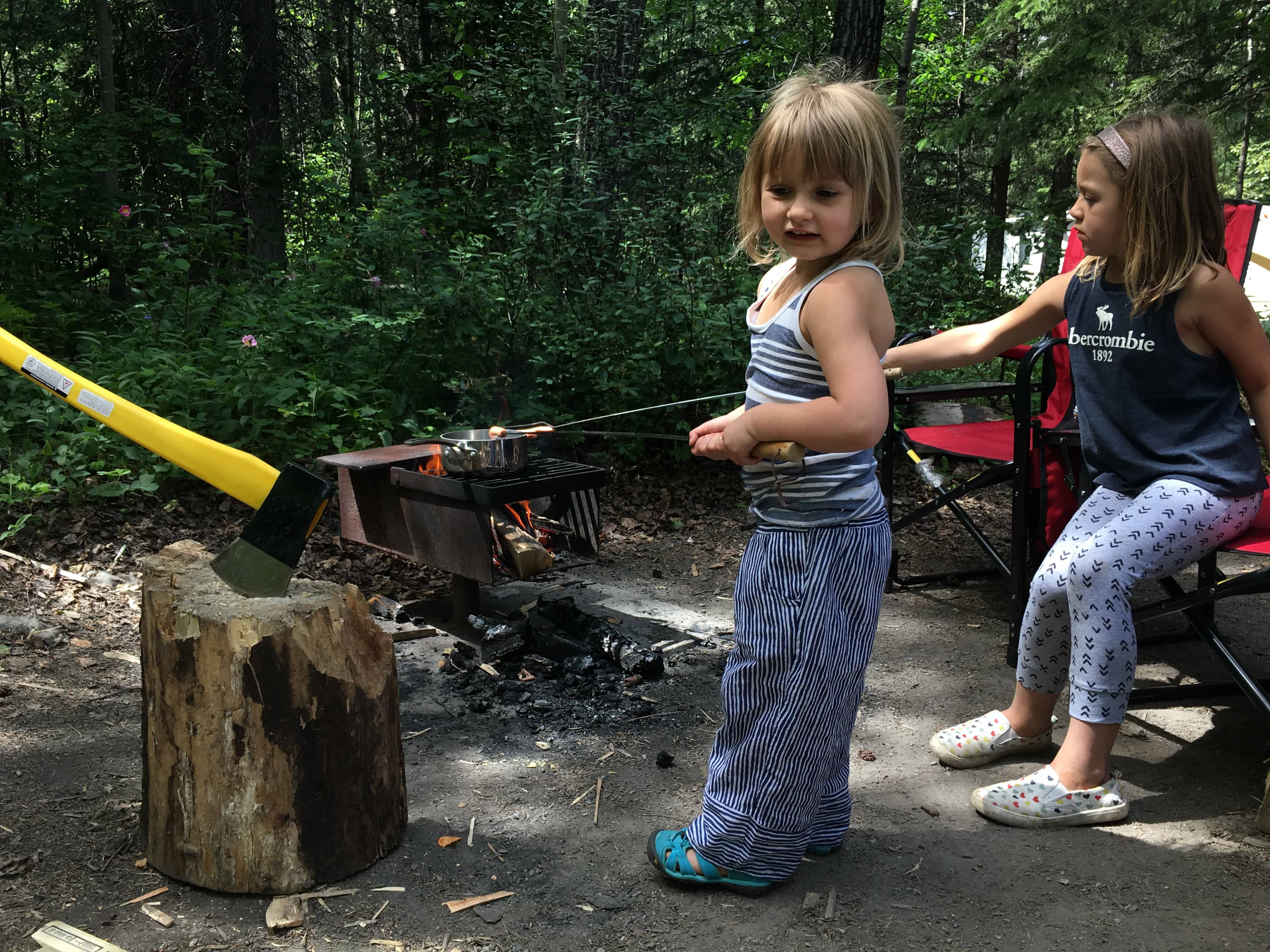 Pocahontas Campground