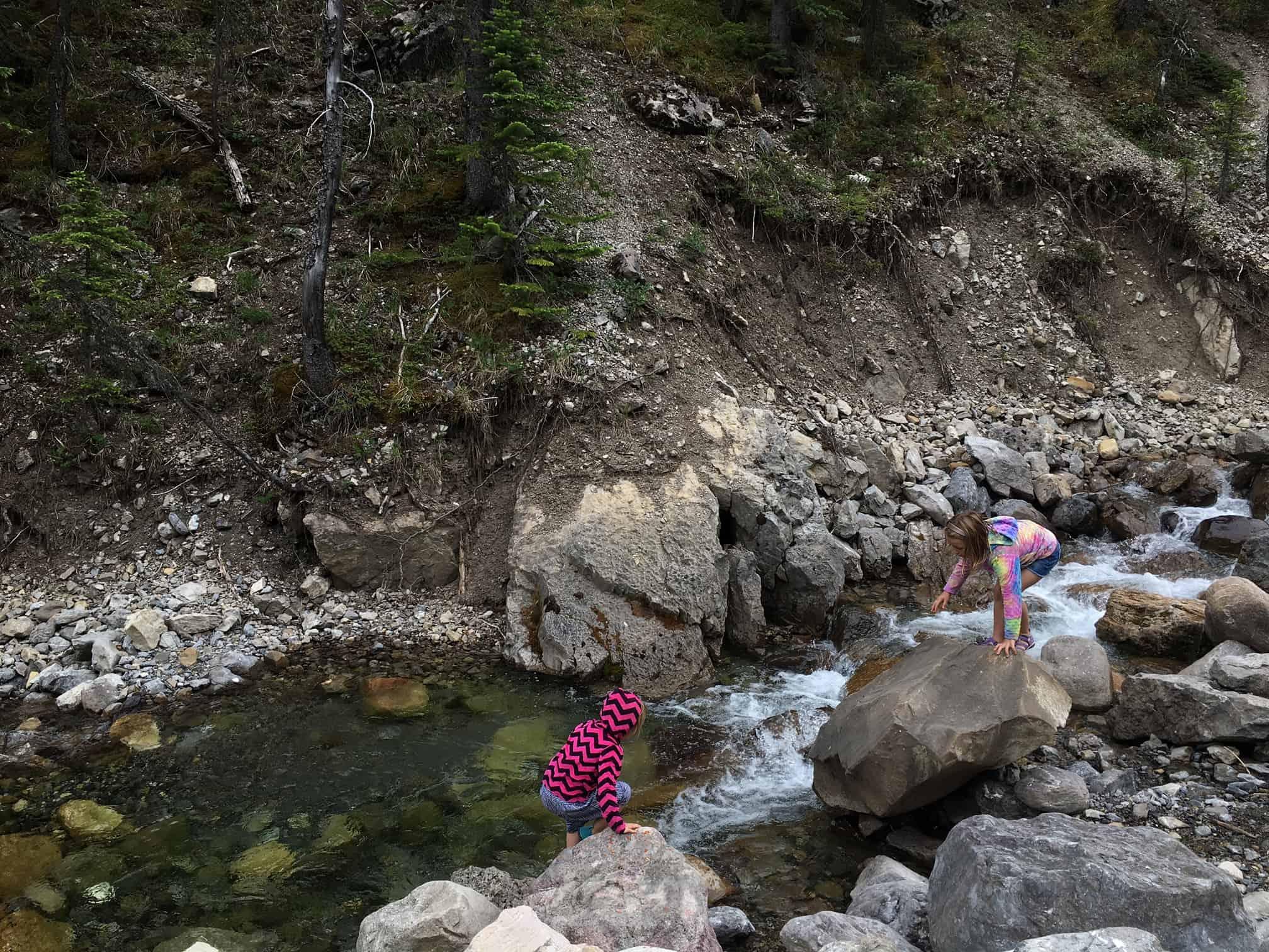 Jasper Hot Springs Trail