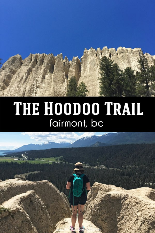 Hike The Hoodoo Trail at Fairmont BC