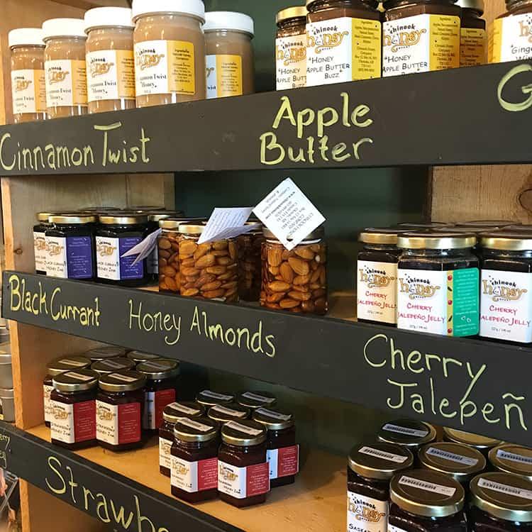 Visit and Picnic: Chinook Honey Farm