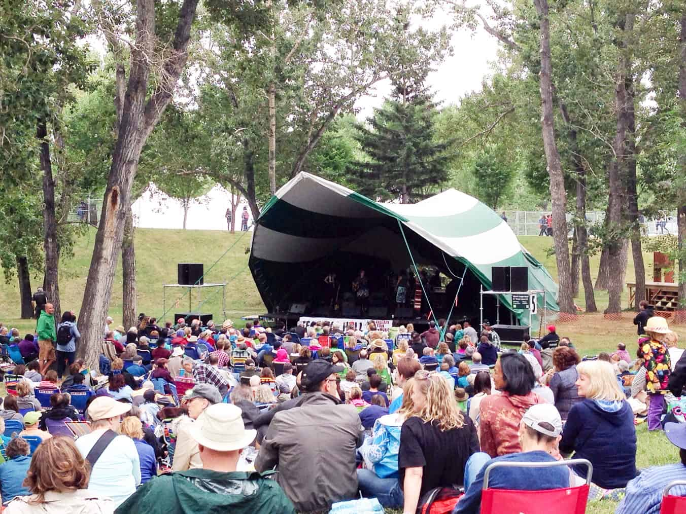 7 Reasons To Take Your Family to Calgary Folk Fest