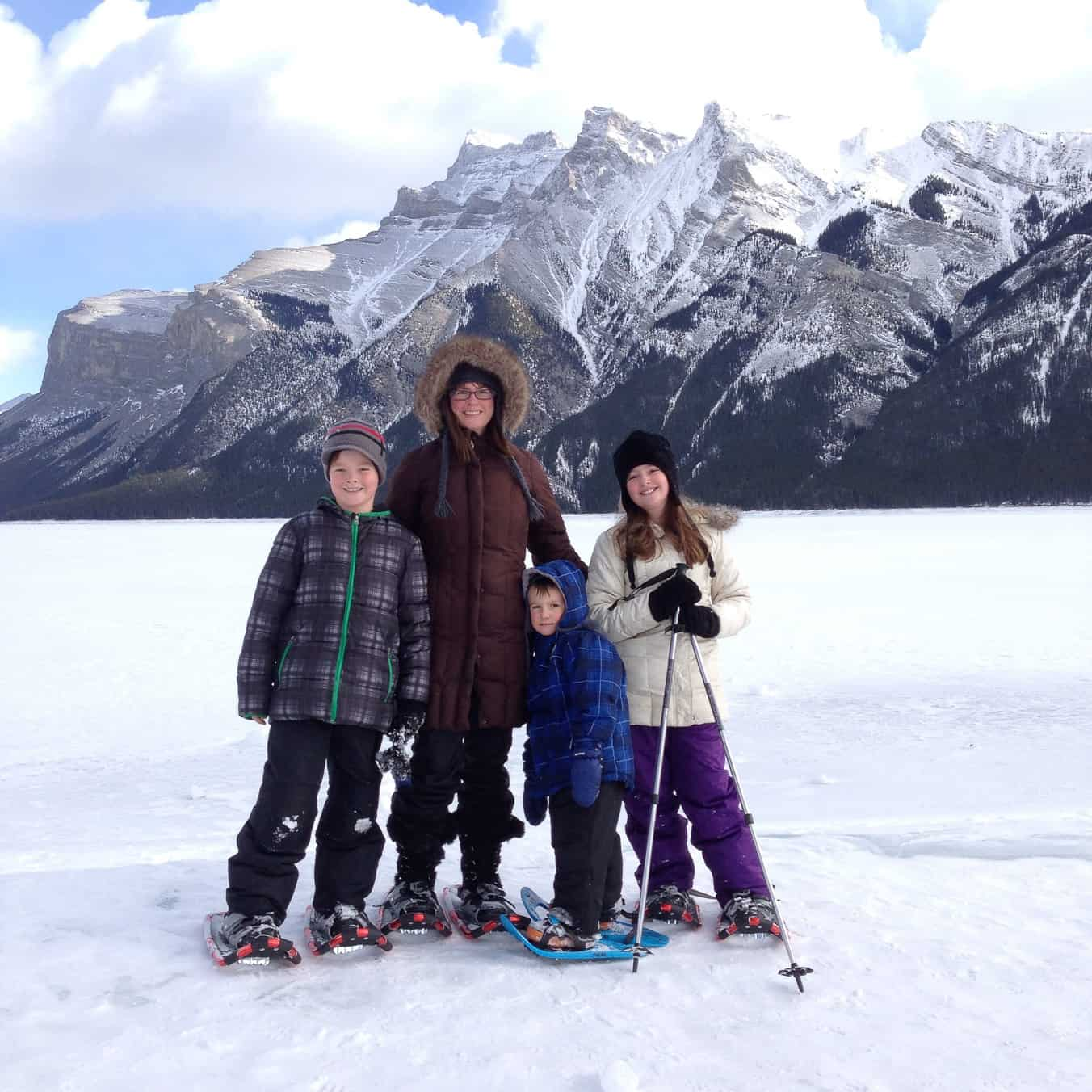 10 Things to do in Banff with Kids this Winter
