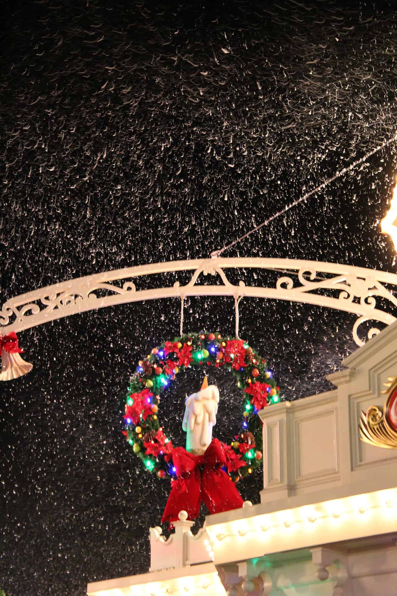 Walt Disney World During the Holiday Season