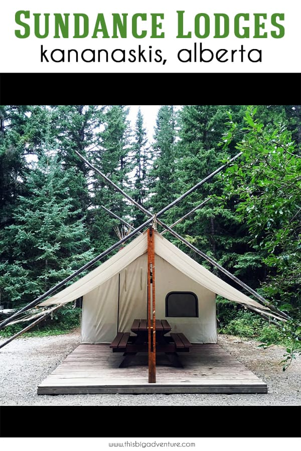 Sundance Lodges in beautiful Kananaskis Country
