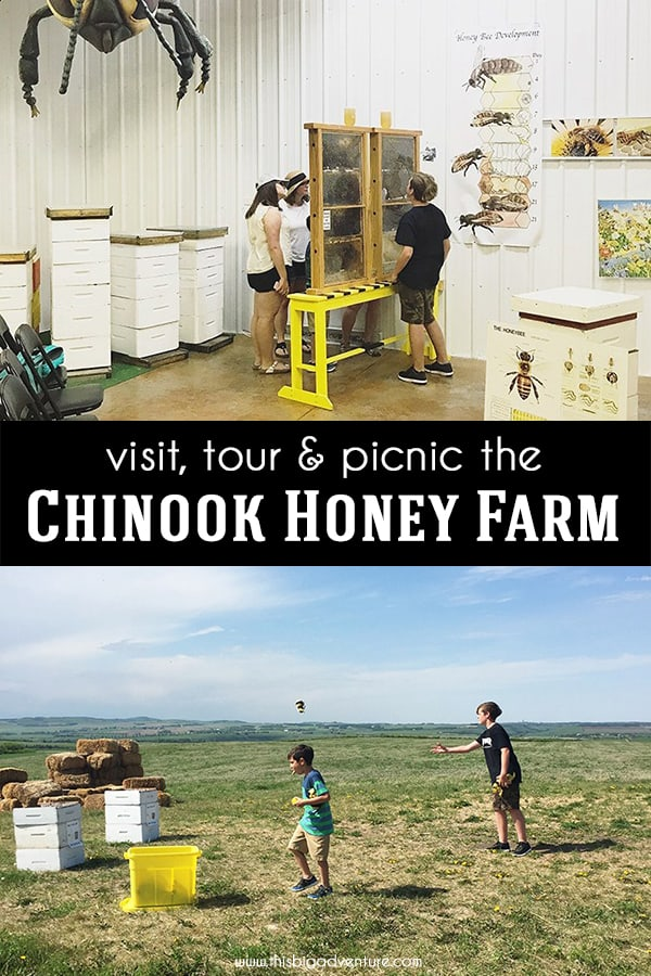 Chinook Honey Farm