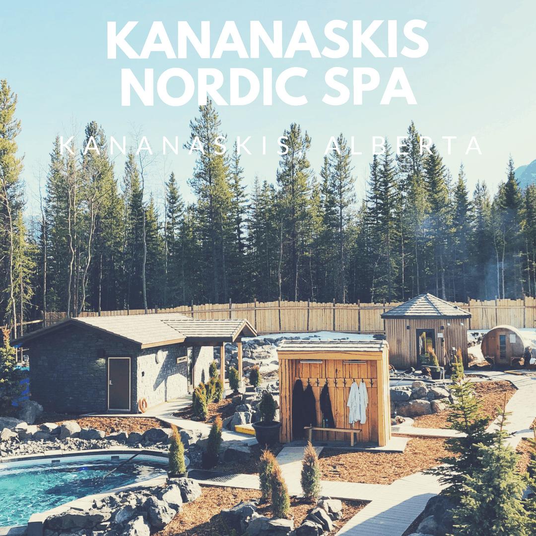 Kananaskis Nordic Spa