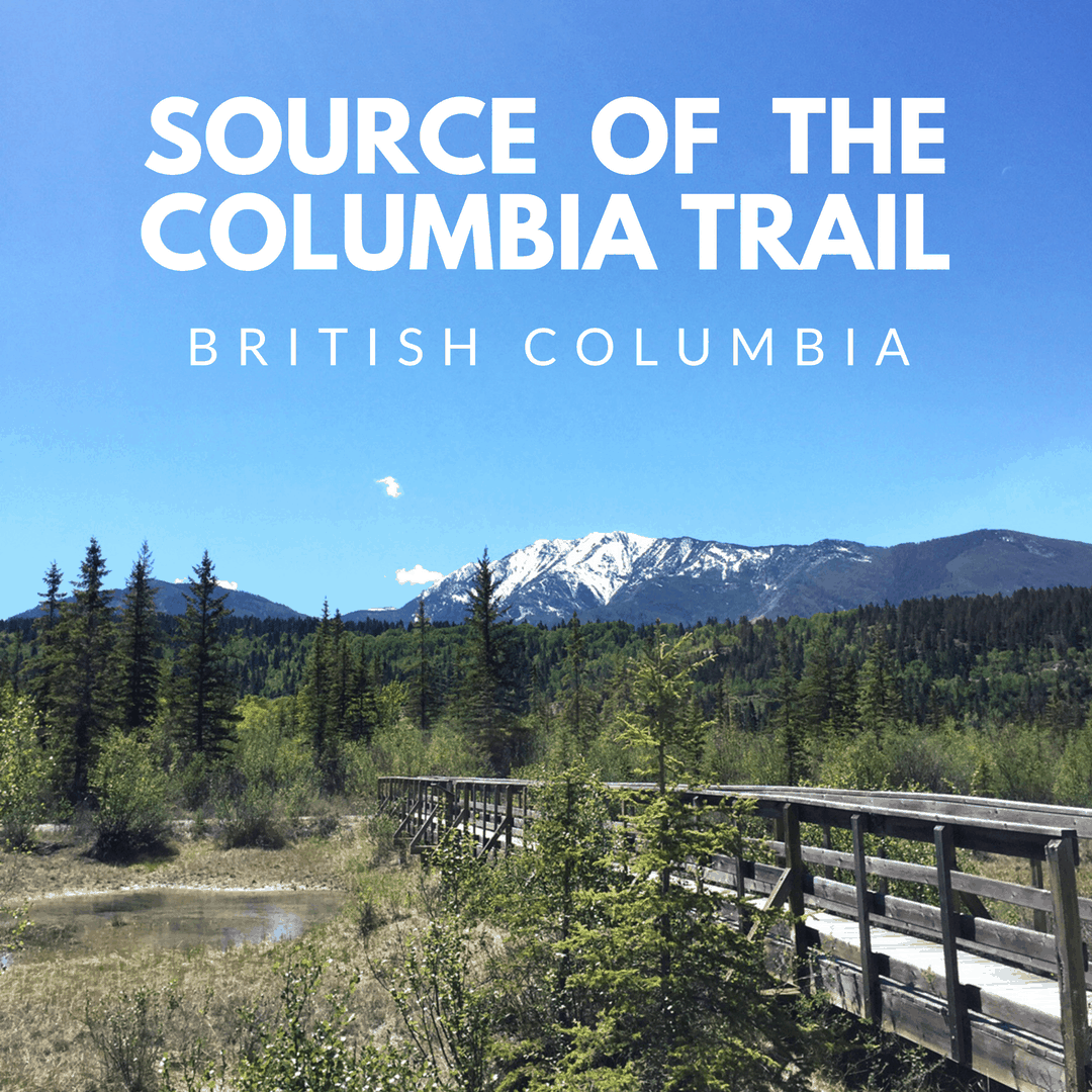 Source of the Columbia Trail, BC