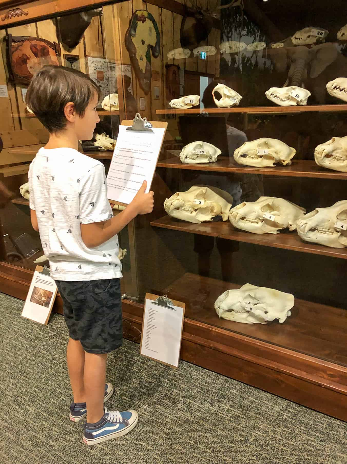 Visit the Sundre Pioneer Village Museum