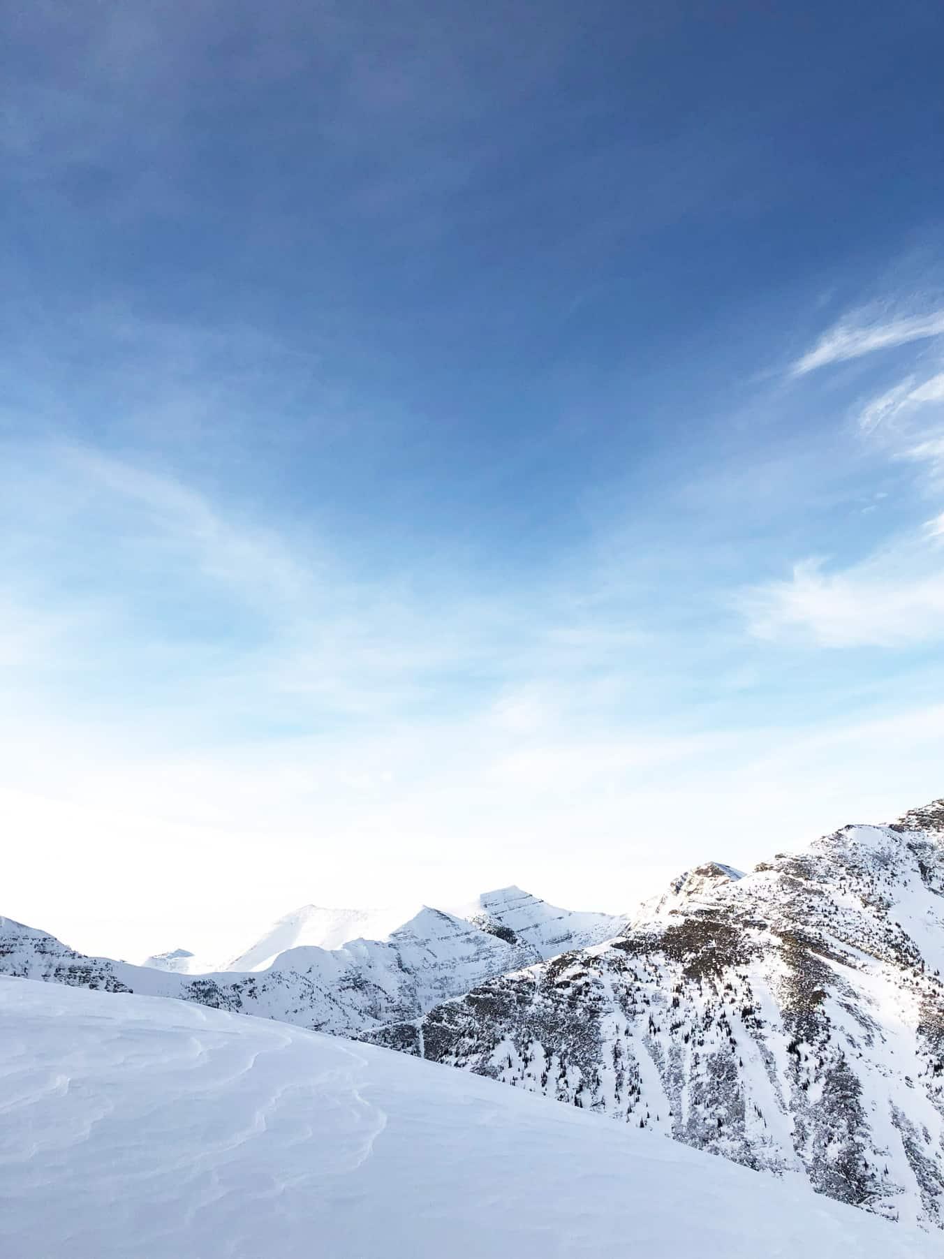 7 Reasons to Ski Castle Mountain